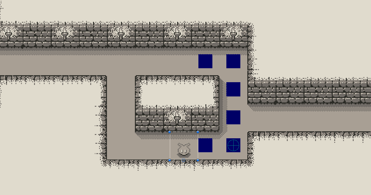 Pathfinding with A* algorithm in Unity small game project